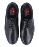 Fluchos Luca 8498 Black Lace-up Classic Shoes