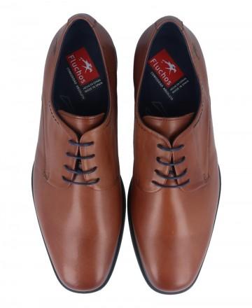 Catchalot Zapatos con cordones Fluchos Coloso 9834 cuero