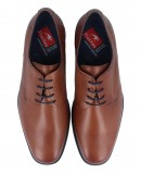 Fluchos Coloso 9834 leather lace-up shoes