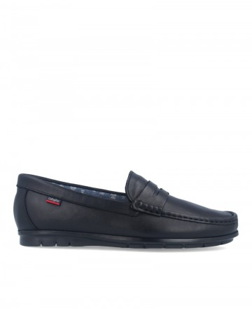 Callaghan Fares black loafers 85107