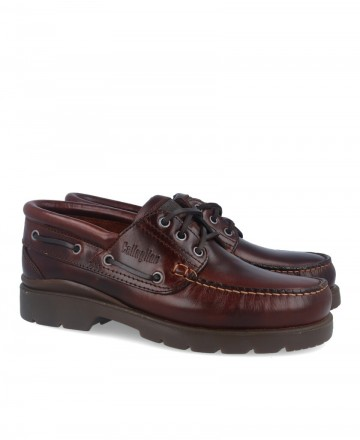 Callaghan Toronto K 33000 boat shoes brown