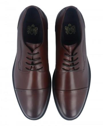 Catchalot Zapatos de vestir cordones Hobbs M55 59103L marrones