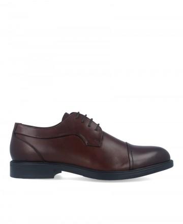 Zapatos de vestir cordones Hobbs M55 59103L marrones