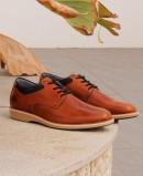 Zapatos casuales Bullboxer 445-K2-6284 H cuero