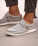 Dude shoes Wally Sox gray sneakers