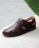 Leather sandals for men Callaghan 42502-WODA