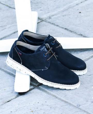Catchalot Zapatos con cordones Callaghan 17600.1 azul marino