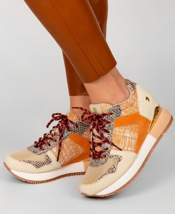 Catchalot Sneakers internal wedge Gioseppo Theux 58682