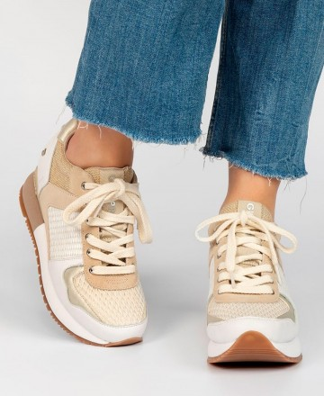 Catchalot Internal wedge sneakers Gioseppo Bastogne 58626