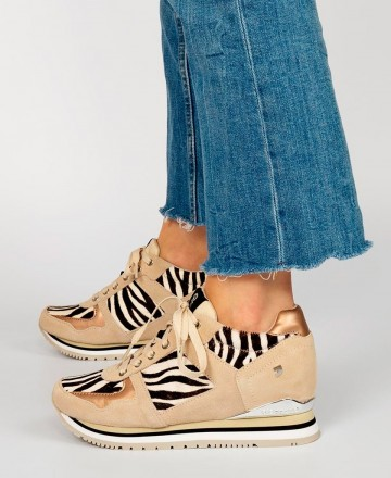 Catchalot Sneakers with wedge inside Gioseppo Ansty 58746