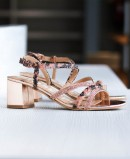Gioseppo Belk 59823 Thin Heel Thin Strap Sandals