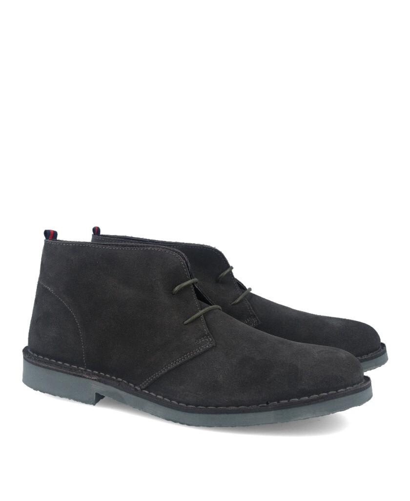 Catchalot safari suede shoes Gray