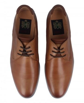 Catchalot Zapatos Hobbs MC47006-02-14620 cuero