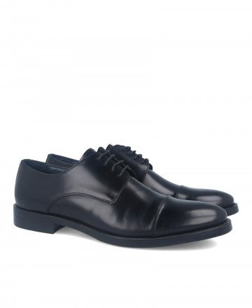 Hobbs men's black dress shoes M33203704-13