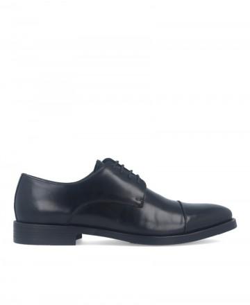 Hobbs men's black dress shoes M33203704-13