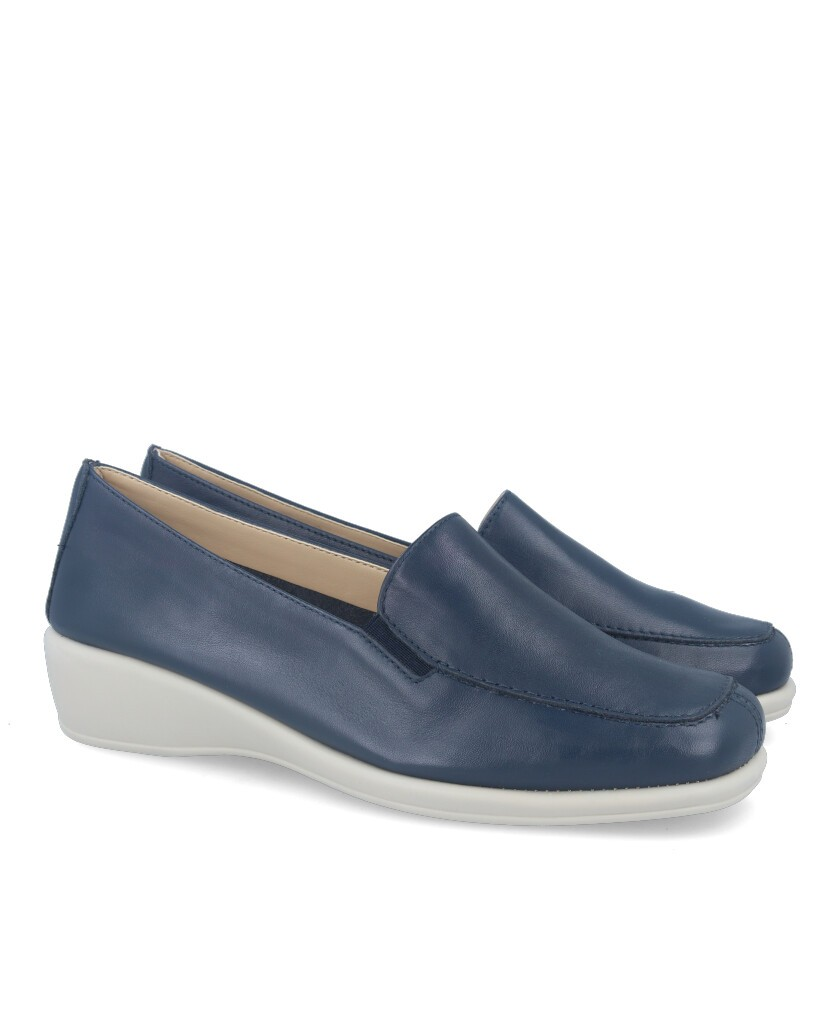 The Flexx Huge Grant Leather Loafers