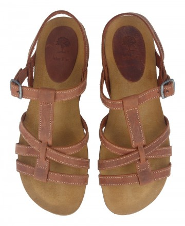 Catchalot Inter-Bios 4408 leather strappy sandals