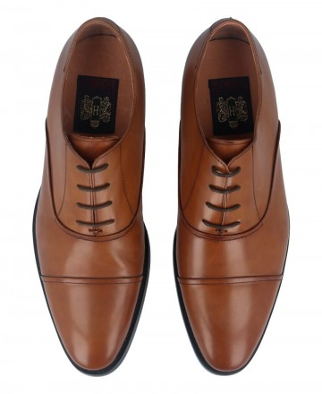Catchalot Hobbs MB39007-01 Leather Dress Shoes