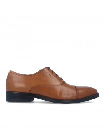 Hobbs MB39007-01 Leather Dress Shoes