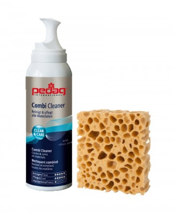 Pedag Combi Cleaner Shoe Cleaning Foam