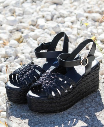 Catchalot Tambi Anna braided sandals