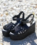 Tambi Anna braided sandals