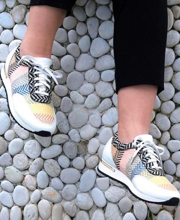 Catchalot Sneakers con cordones Stephen Allen 12140-23