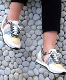 Sneakers con cordones Stephen Allen 12140-23