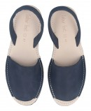 Blue Menorcan sandals Catchalot Fornells