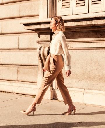Catchalot Marian 3118 beige dress shoes