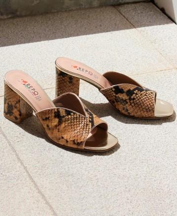 Catchalot Phil Gatiér Repo printed sandal 47118