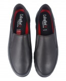 Casual slip-on shoes Callaghan 81311 brown