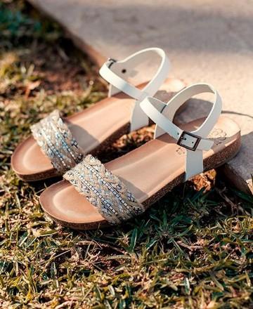 Catchalot Porronet Blair 2611 white sandal