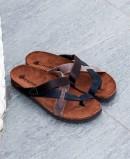Sandalia de piel Inter-Bios Sierra 9513