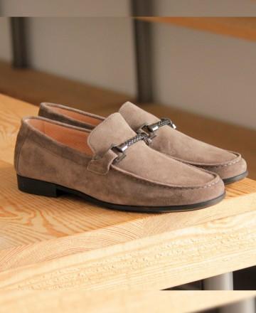 Catchalot Zapato ante hombre Stonefly 110601