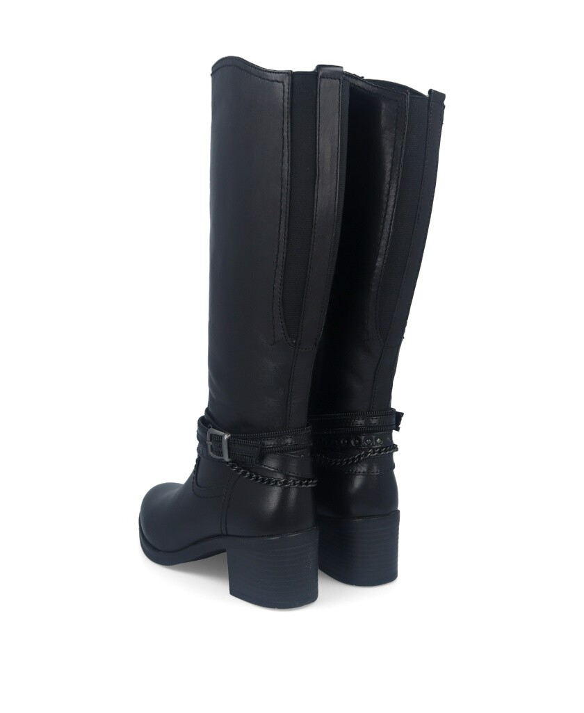 sale of High boot with straps Myers L179-W15176