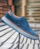 Casual shoe Skechers Moreno Ederson 65981
