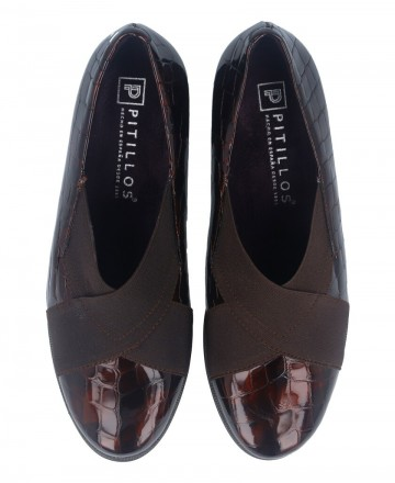 Catchalot Heeled loafers Pitillos 6330