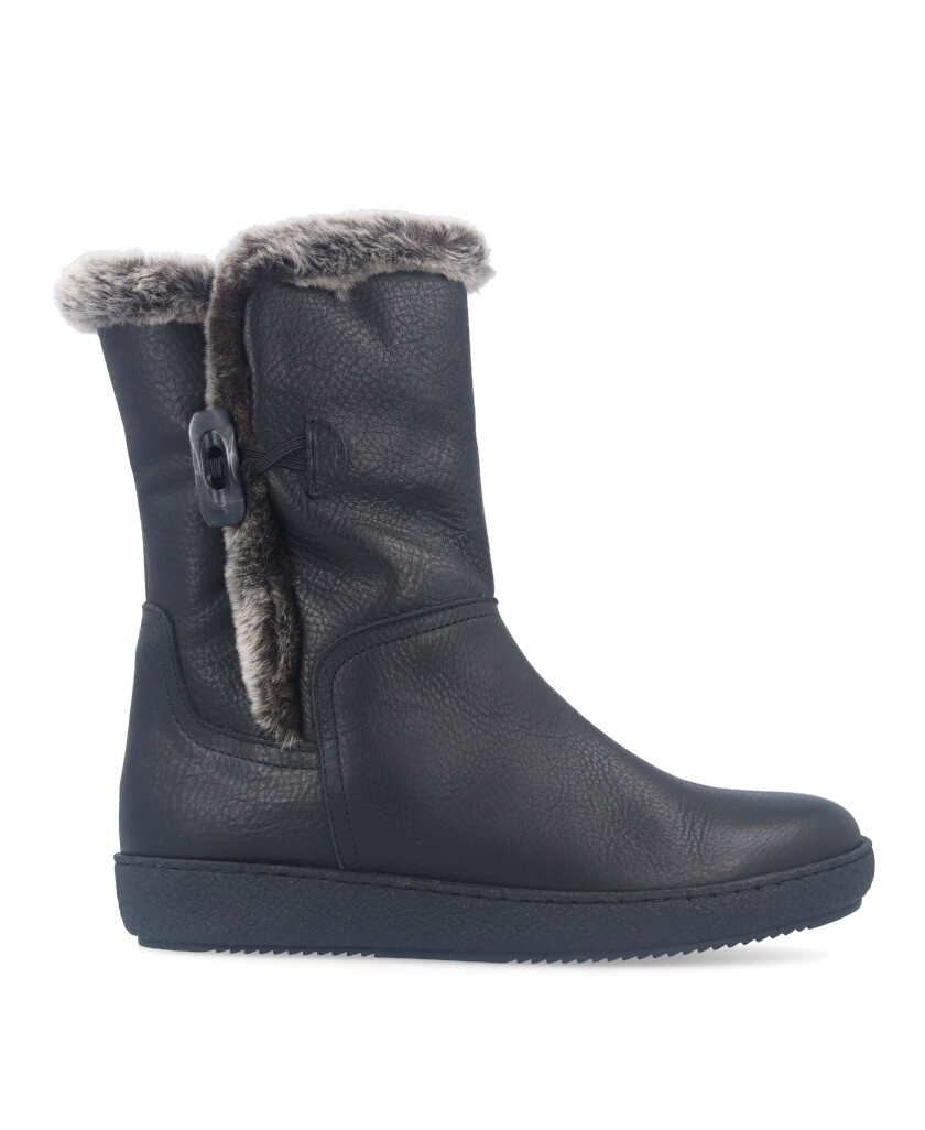 Alpe Urban 3220 Fur Boots