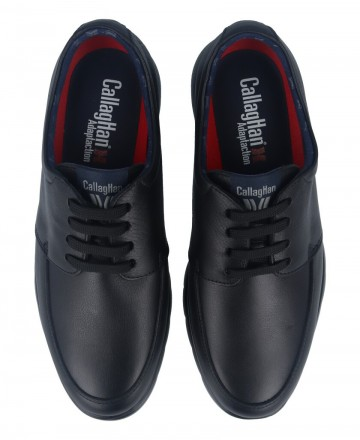 Catchalot Callaghan 15912 shoes with laces black