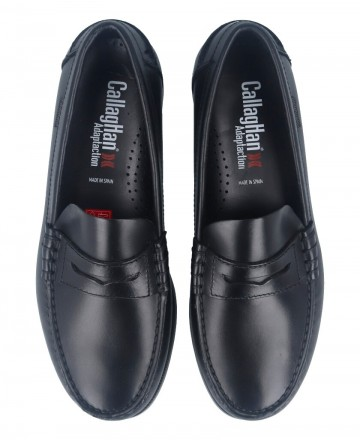 Catchalot Callaghan 16100 black loafers