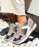 Zapato print de serpiente Gioseppo Buzuluk 60438