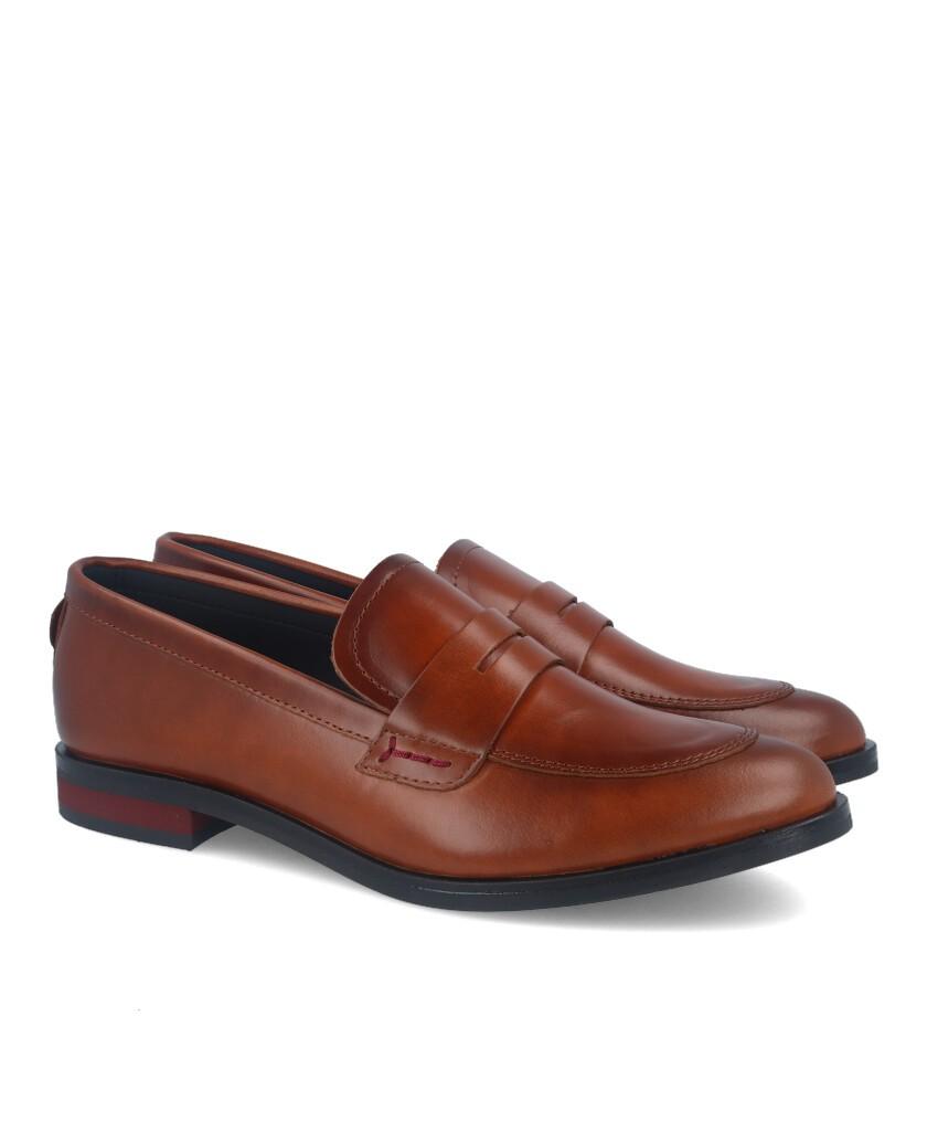 Buy Alma de Candela 50 leather moccasin