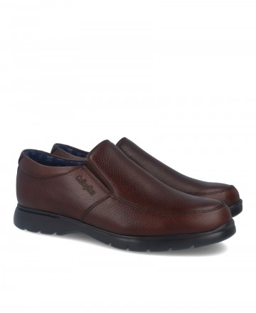 Casual moccasin shoe Callaghan 15913