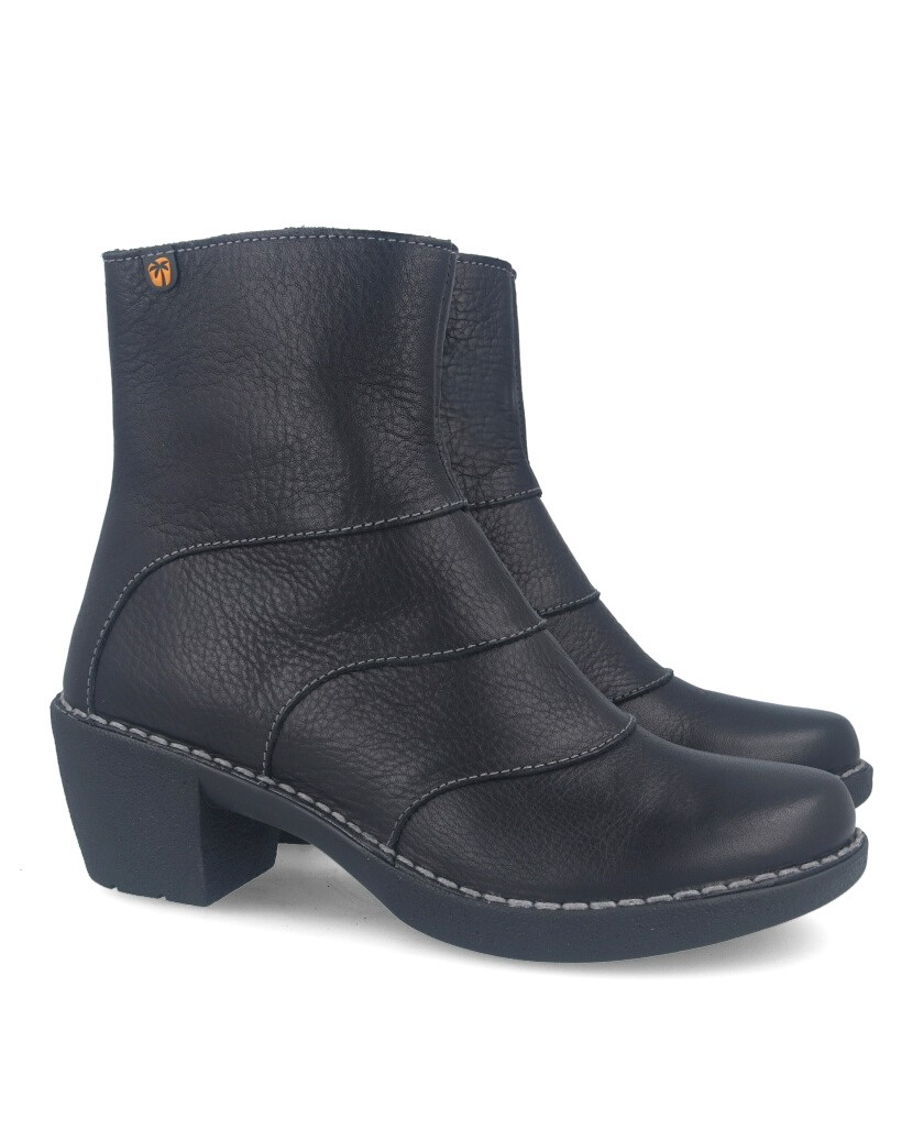 Jungla 7502 leather ankle boot