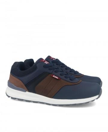 Casual sneaker Lois 84903