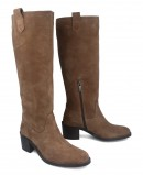 High-waisted boots Patricia Miller 4112