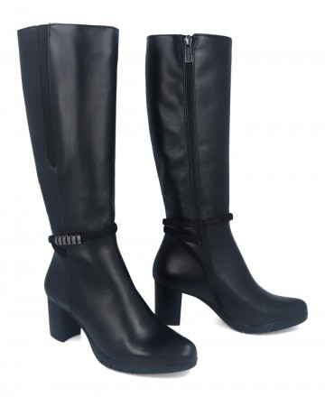 Catchalot High leather boots Patricia Miller 4082