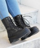 Traveris B2139A military lace-up boot