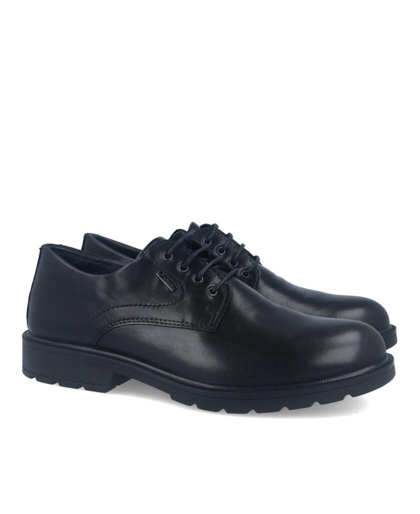 Zapato tipo blucher negro Igi&Co 61025 UCTGT